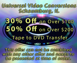 Universal Video Conversions